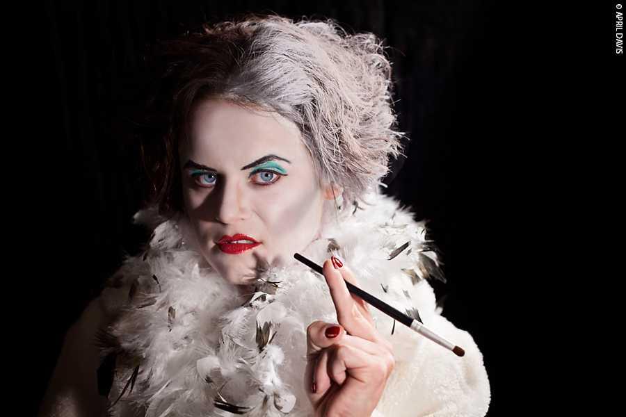 Disney Villans Costume Make-up Ideas
