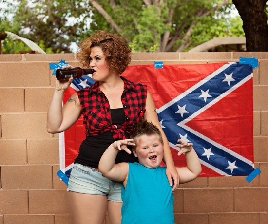 How to throw a White Trash Bash