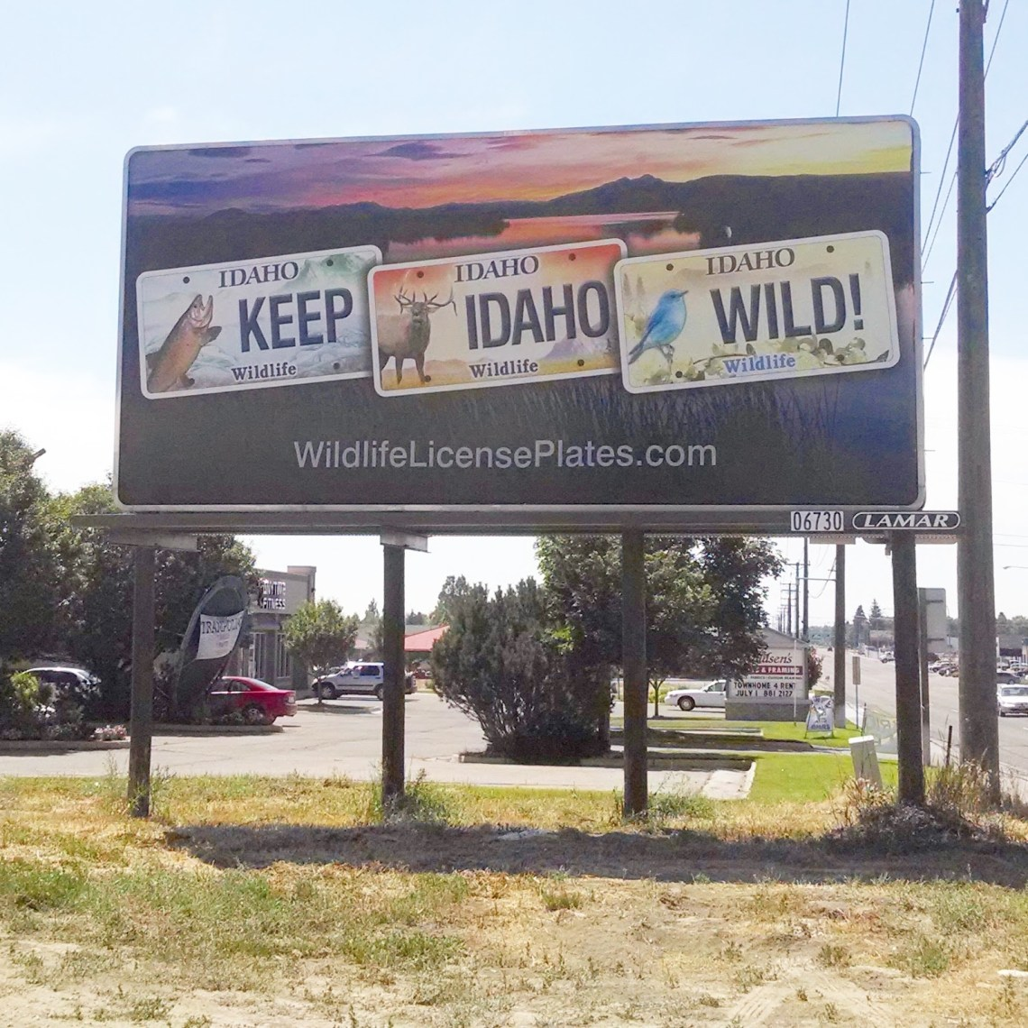 Keep Idaho Wild