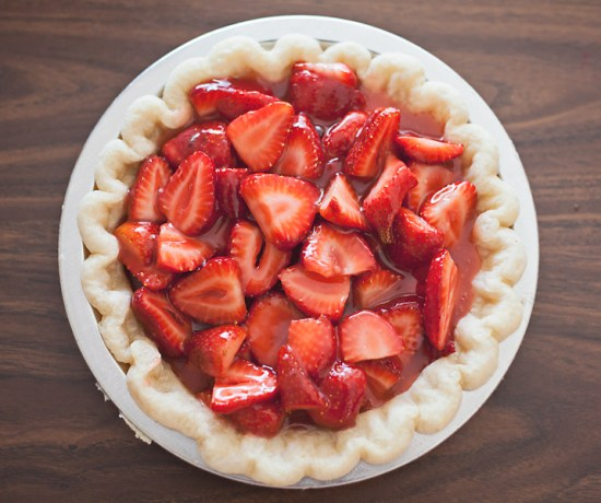 The best easy Fresh Strawberry Pie