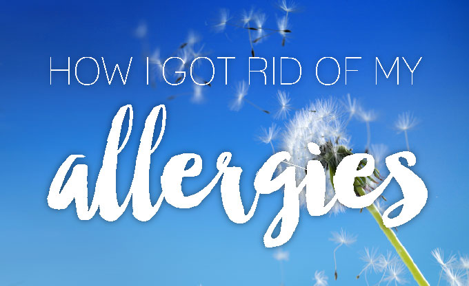holistic healing of seasonal allergies