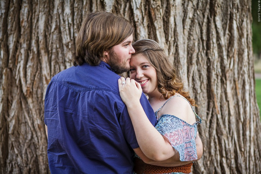 Engagement Photography Session in Zion National park