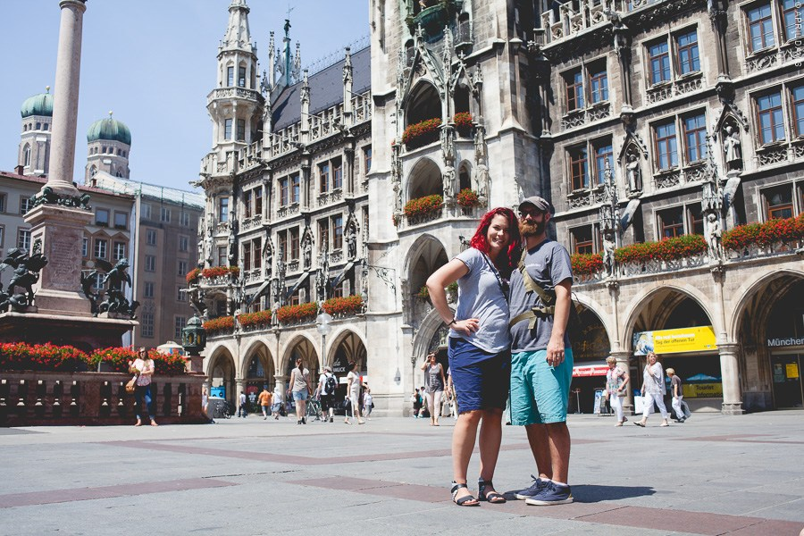 The Deutschland Adventure in Munich