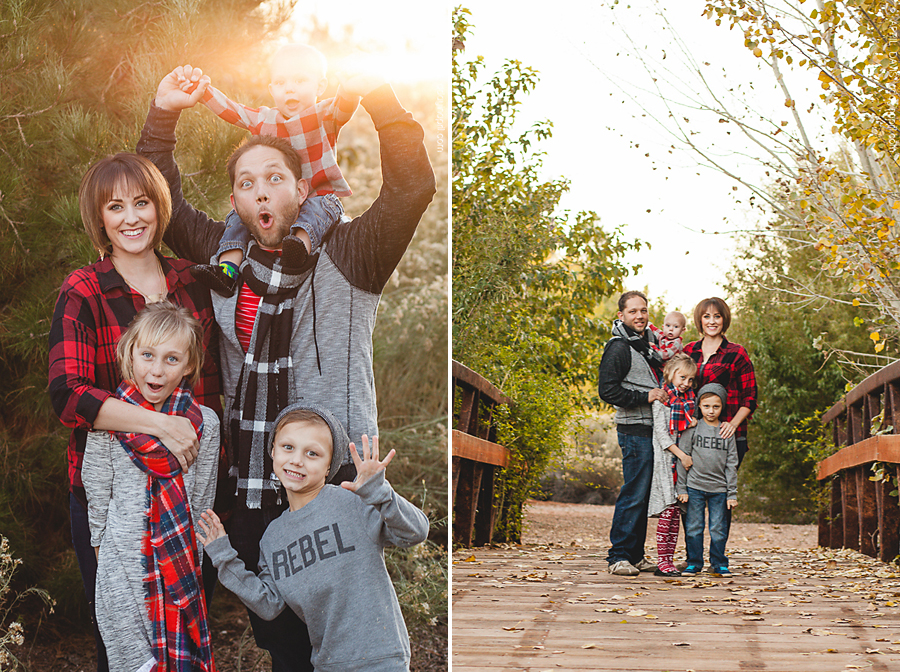 THE COOPERS: ST GEORGE UT FAMILY PHOTOGRAPHER