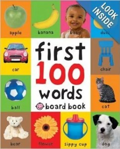 We love Priddy Books! Click to see on Amazon.