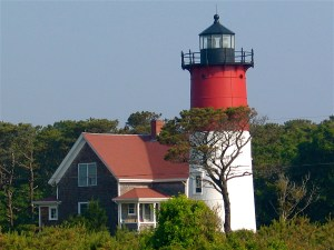 The Nauset Light is the symbol for Cape Cod Potato Chips