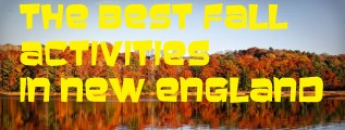 The best fall activities in New England