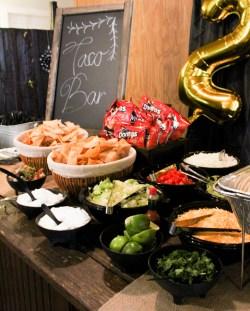 Preferential Graduation Party Ideas Taco Bar Graduation Party Ideas Addicted To Recipes Graduation Party Food Ideas Pinterest Graduation Party Food Ideas 2016