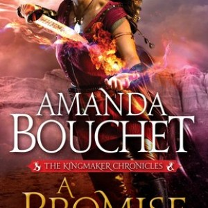 ARC Book Review-A Promise Of Fire by Amanda Bouchet