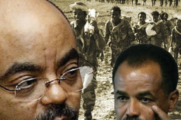 Prime Minister Meles Zenawi  Photo Eskinder DebebeUN afrol News President Isaias Afeworki  Photo  mkereketwa-tz.blogspot