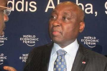 Donald kaberuka -President of the AfDB
