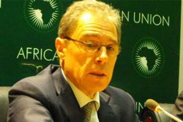 Ambassador Gary Quince, Head of EU Delegation to the African Union