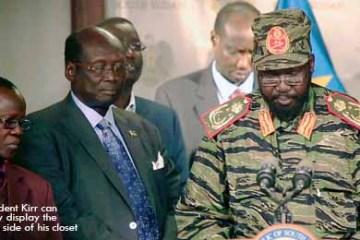 South Sudan in turmoil