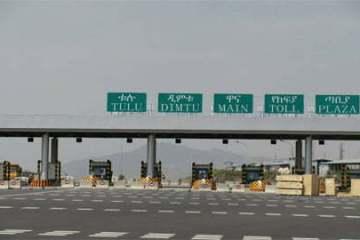 Addis-Adama expressway