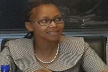 African Union Commission Director for Trade and Industry, Treasure Maphanga