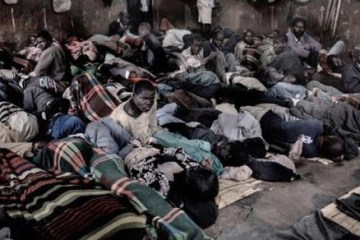 Ethiopian migrants detained in Malawi