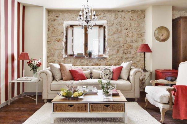 Apartament de doua camere, amenajat rustic elegant si gata de inchiriat