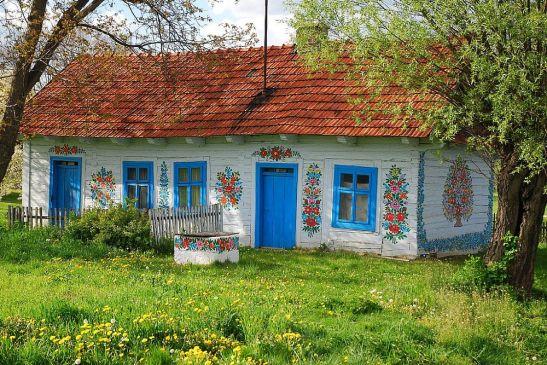 adelaparvu.com despre satul Zalipie (1)