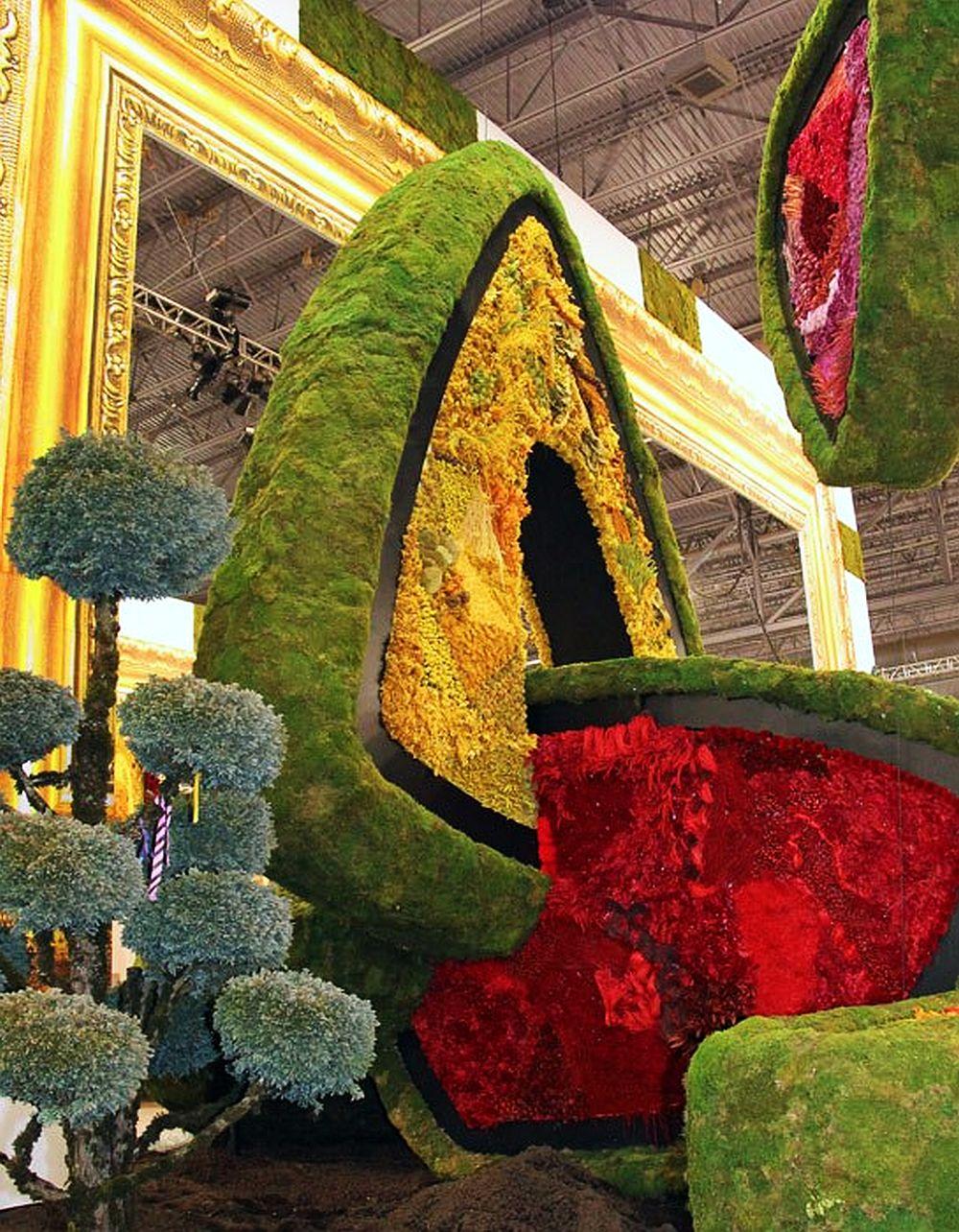 Super Eveniment Art I Horticultur La Cea Mai Mare Expozi Ie Floral Din Lume Adela P Rvu