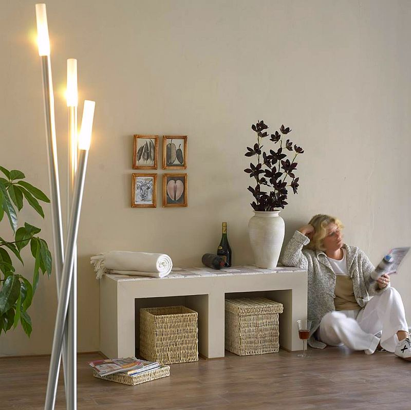 adelaparvu.com despre mobilier fix din BCA, mese insula, rafturi, pereti despartiotori, semineuri cu Ytong Design (8)