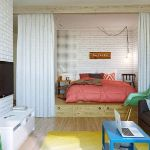 adelaparvu.com despre amenajare ingenioasa apartament doua camere de 45 mp, arhitectura InteriorNI (3)