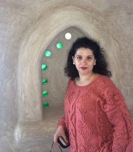 Irina Anghel iti povesteste despre Cob Village Berca
