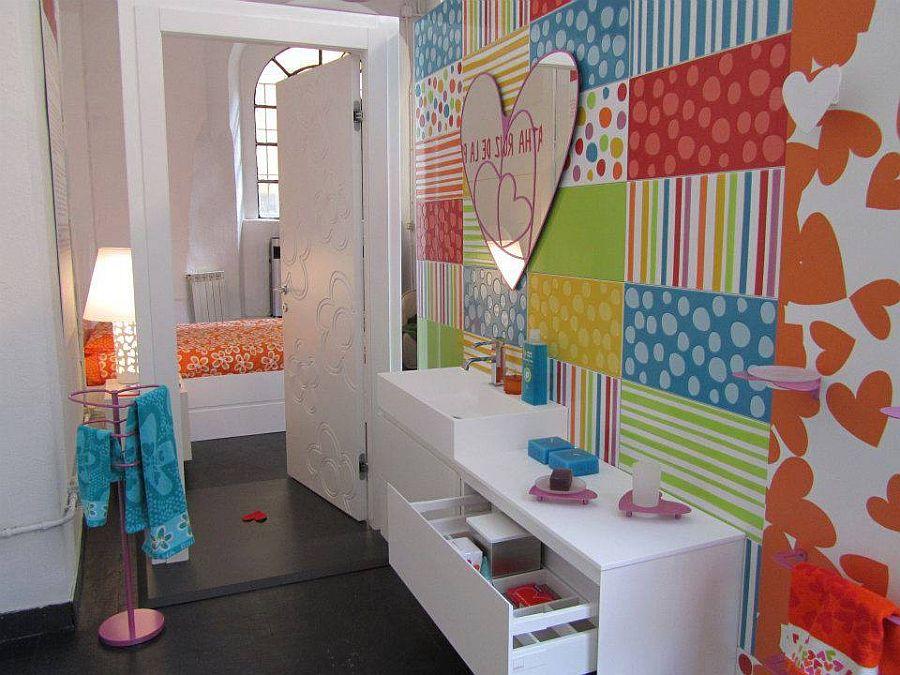 faian a semnat agatha ruiz de la prada arat ca un tapet. Black Bedroom Furniture Sets. Home Design Ideas