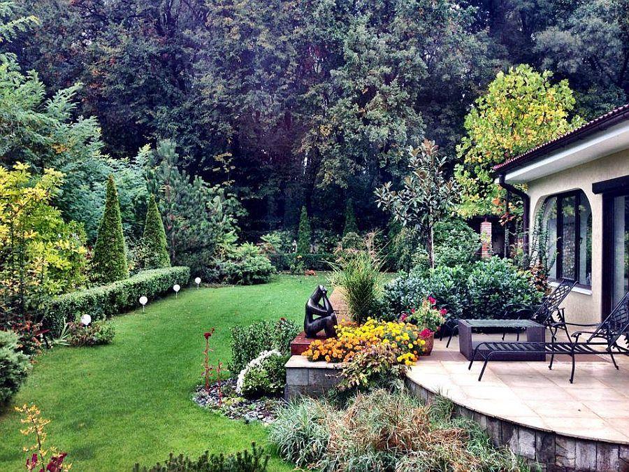 adelaparvu.com despre amenajare gradina Padurea Baneasa, arhitect Sorin Ciorapciu, Babylon Garden (11)
