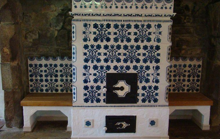 adelaparvu.com despre sobe, semineuri, gratare cu cahle de teracota si cahle pictate, Design AMRITA, Tg Secuiesc, Romania (42)