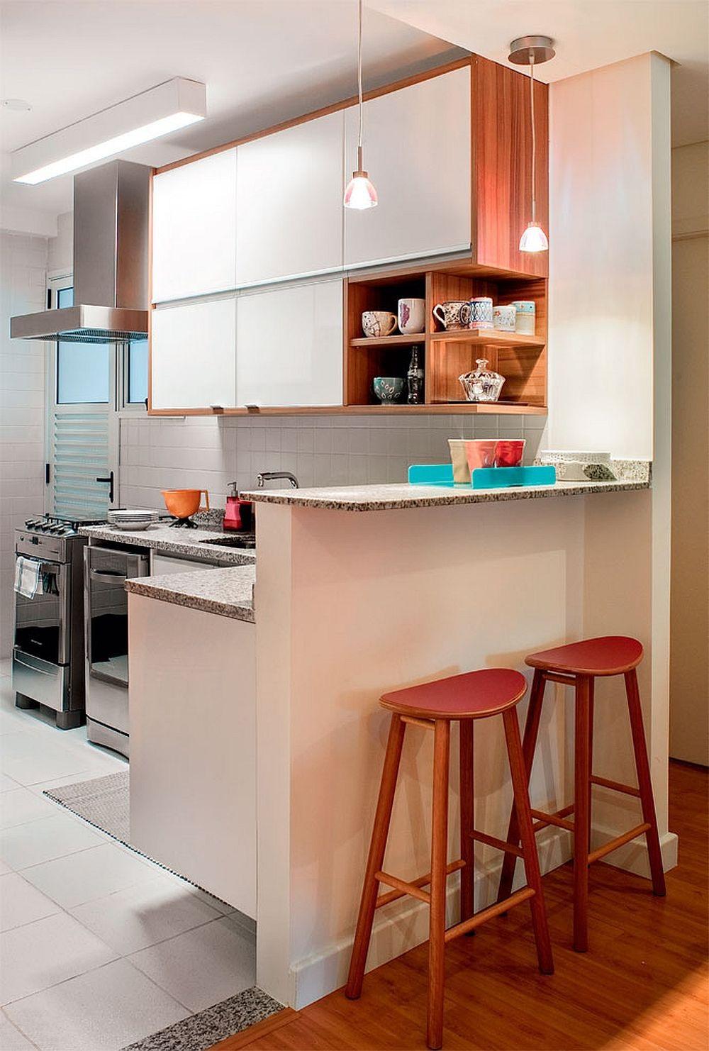Foto cozinha com ilumina o led de ana camila vieira for Sillas para comedor modernas bogota