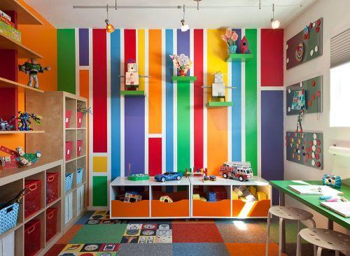 adelaparvu.com despre casa mica de familie colorata, casa San Diego, SUA, design Krysti Kropat (17)
