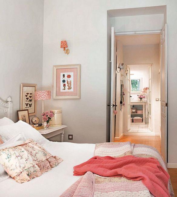 adelaparvu.com despre apartament romantic, amenajare in stil provensal, Foto ElMueble (10)