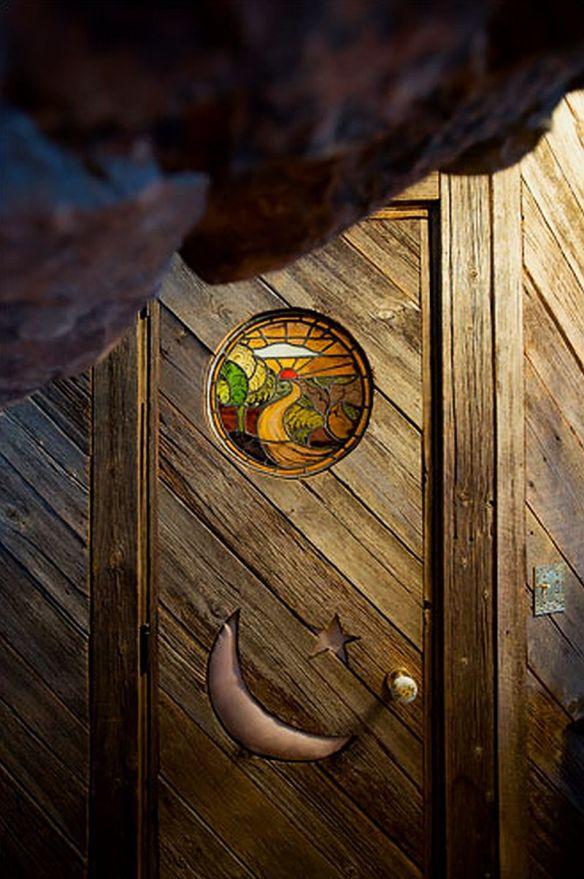 adelaparvu.com despre casa circulara in Aspen, casa SUA, foto NYT, Michael Brands (2)