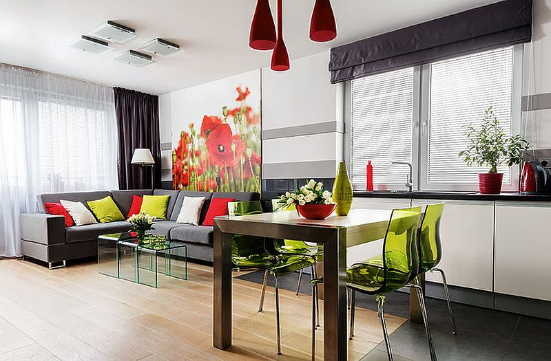 Dintr un apartament de 55 mp cu dou camere au f cut unul de trei camere adela p rvu - Design interior apartamente ...