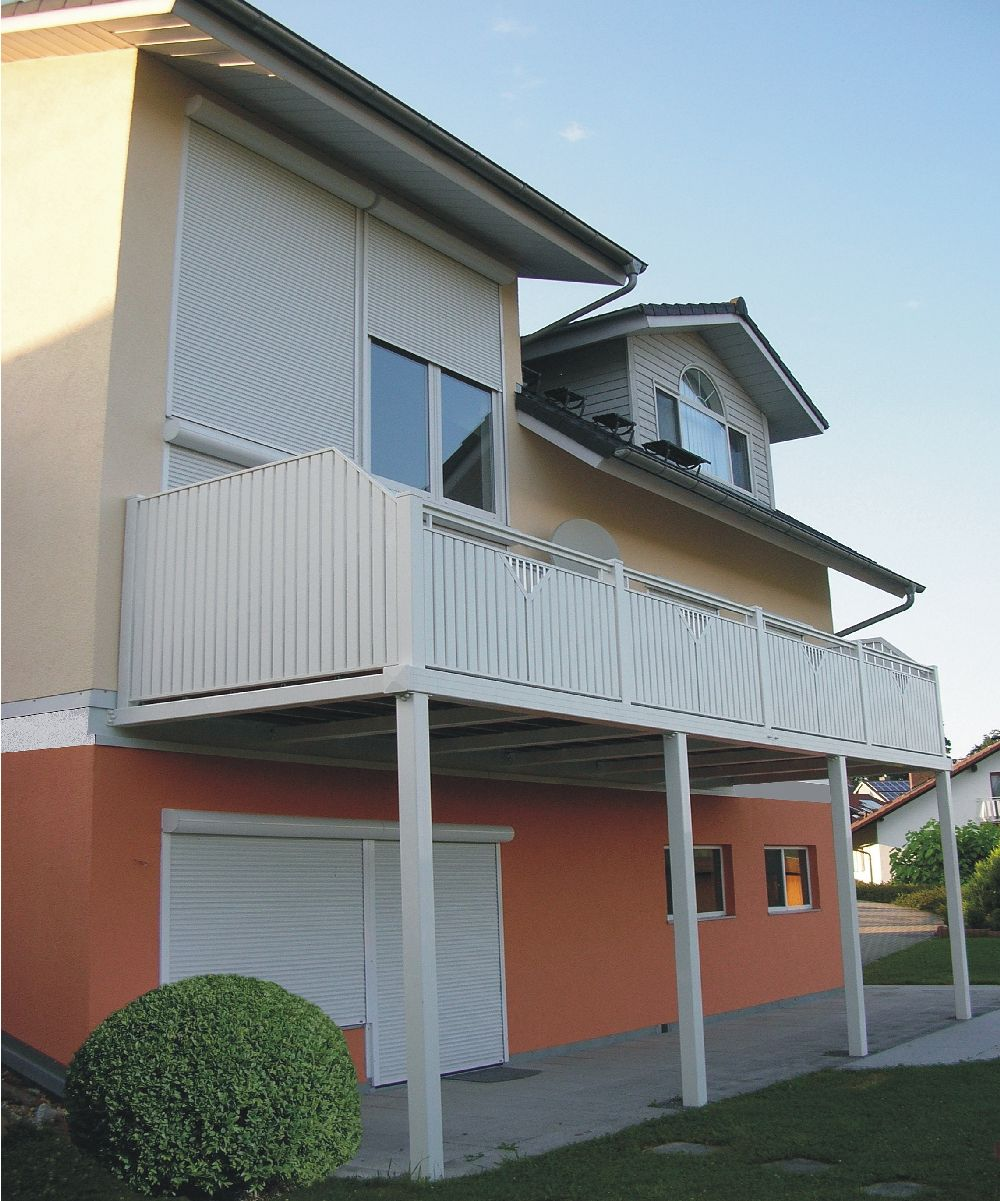 adelaparvu.com despre balcoane modulare din metal, Foto Balkonmacher (4)