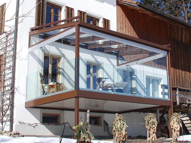 adelaparvu.com despre balcoane modulare din metal, Foto Reichmuth Rueegg  (5)