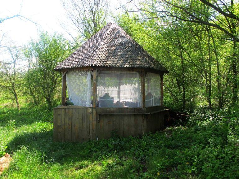 adelaparvu.com despre casa Ioanei Craciunescu, casa taraneasca romaneasca (1)