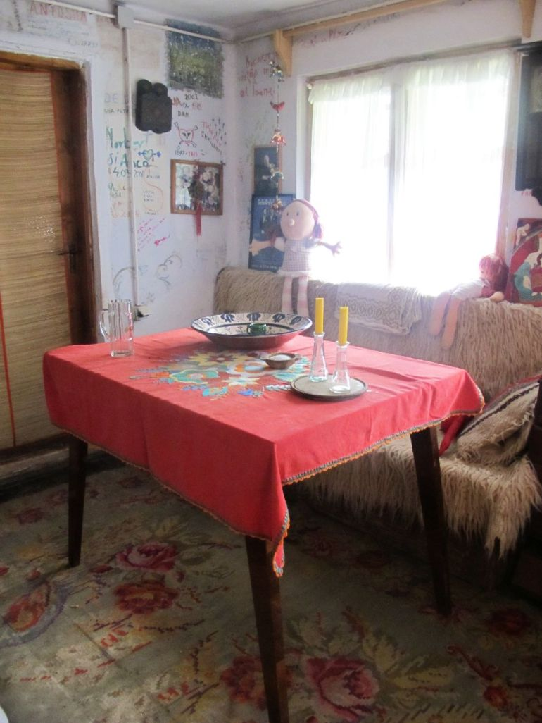 adelaparvu.com despre casa Ioanei Craciunescu, casa taraneasca romaneasca (64)