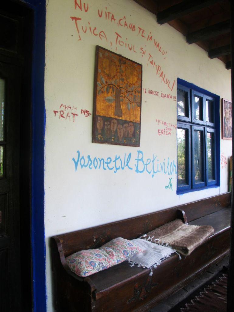adelaparvu.com despre casa Ioanei Craciunescu, casa taraneasca romaneasca (96)