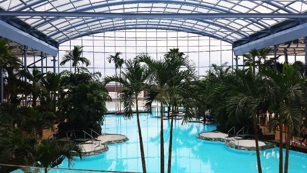 adelaparvu.com despre Therme Bucuresti, zona The Palm (19)