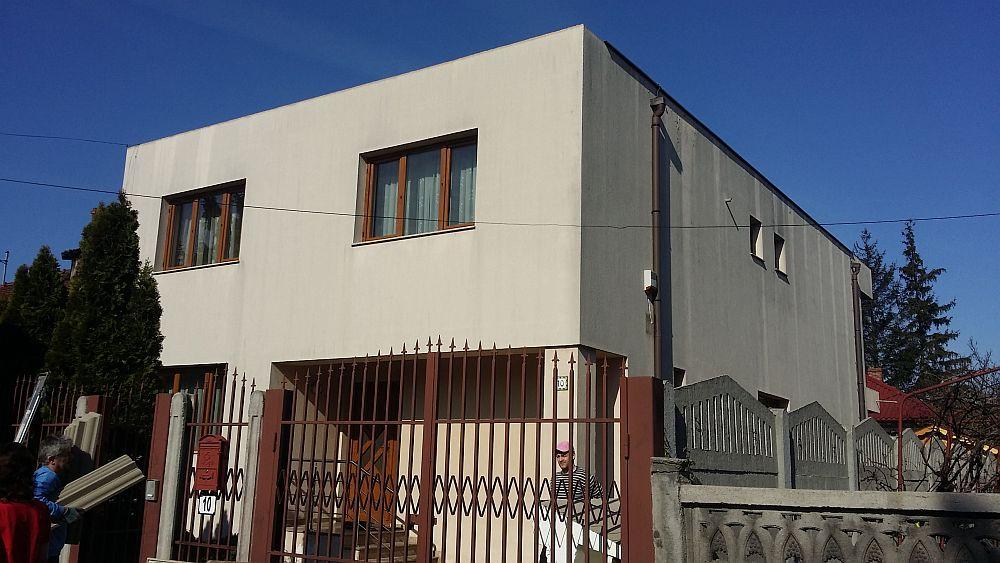 adelaparvu.com despre fatade exterioare redecorate cu profile decorative, lucrare CoArtCo (1)