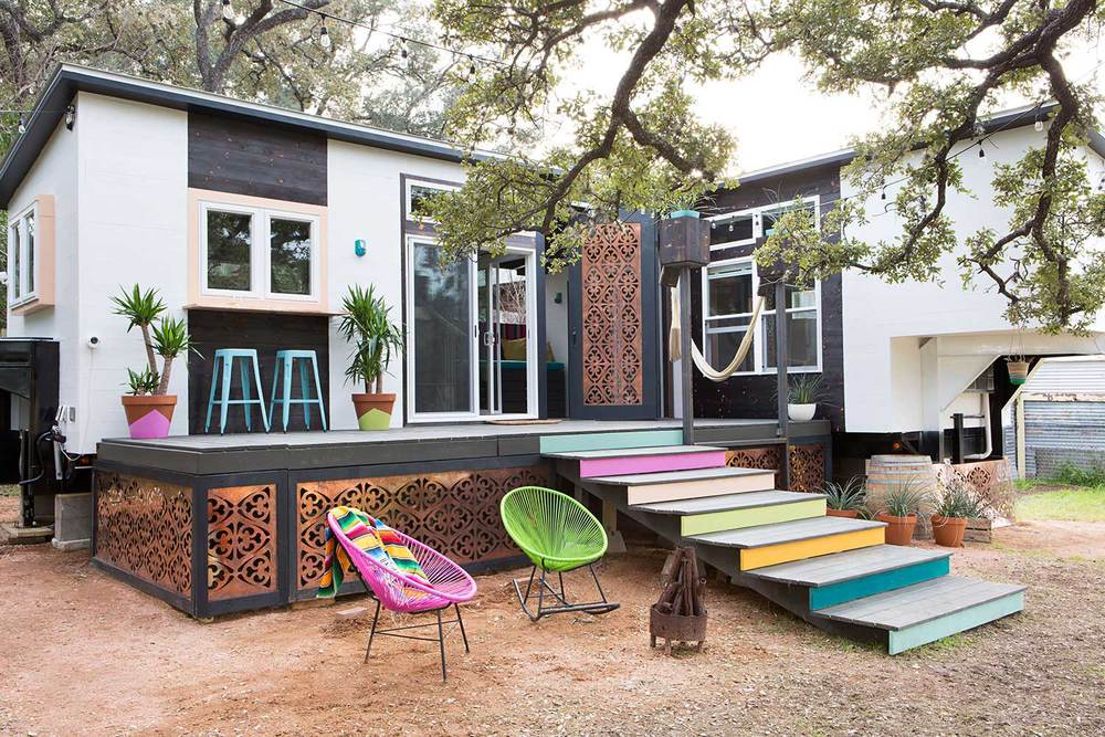 Innovative Boho Living Room Design