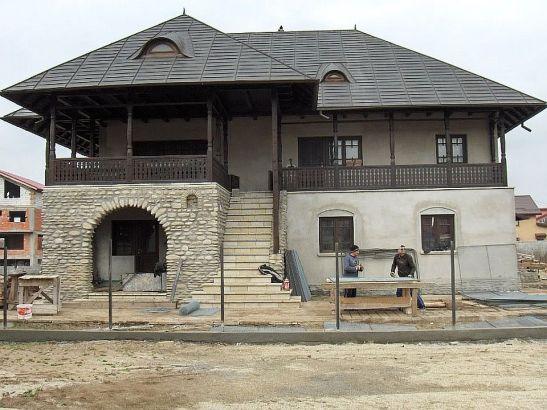 adelaparvu.com despre case traditionale romanesti arh. Liliana Chiaburu (5)