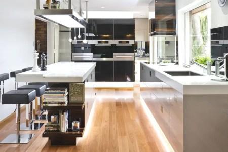 contemporary interior design kitchen australia 00