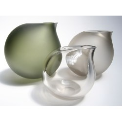 Small Crop Of Large Glass Vases