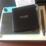 Unboxing Wacom Intuos Draw