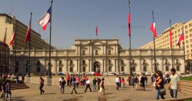 palacio de la moneda - tour santiago paso a paso - santiagocapital - municipalidad - gratis - ariel cruz pizarro