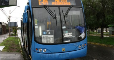 E04 - BJFP49 - Urbanuss Pluss - Cristián - Transantiago