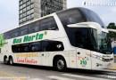 EV: Viaje en Bus Norte desde Santiago a Puerto Montt, Cama Ejecutivo