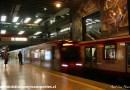 Metro de Santiago – CAF NS2012